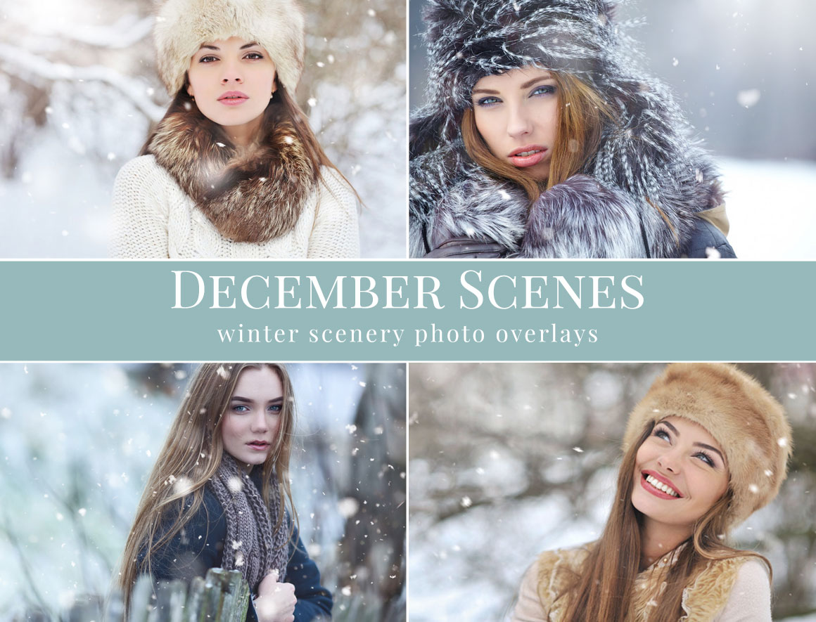 December Scenes – preview
