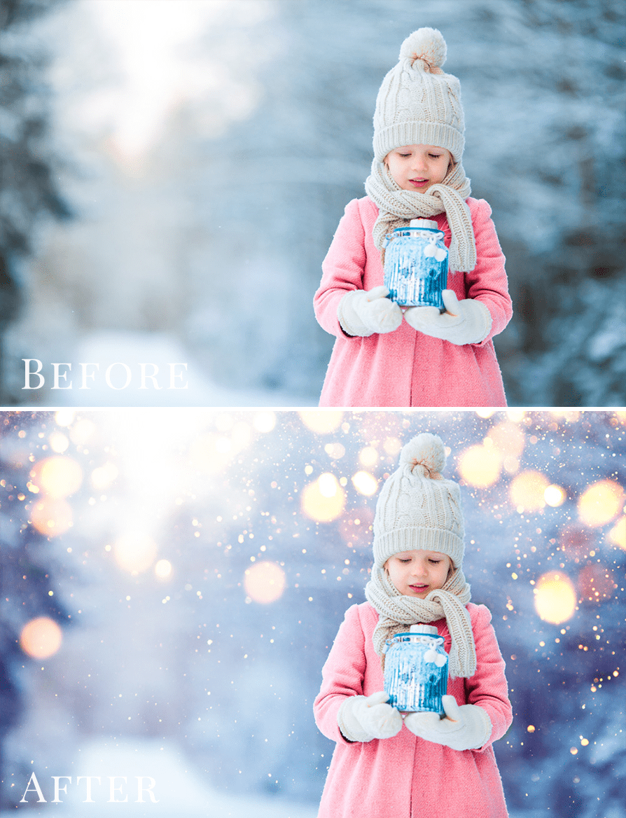bokeh overlays