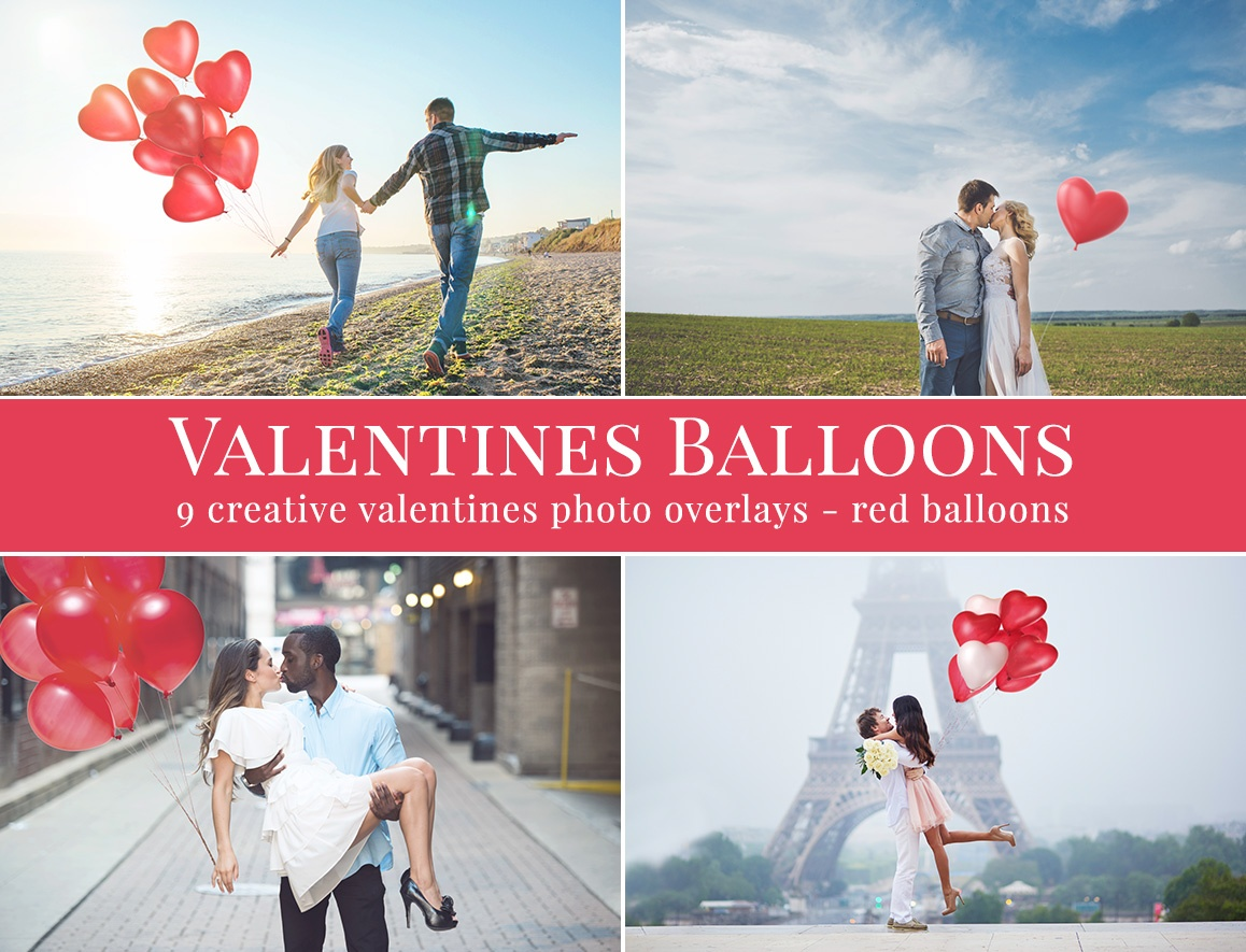 Valentines Balloons – Preview