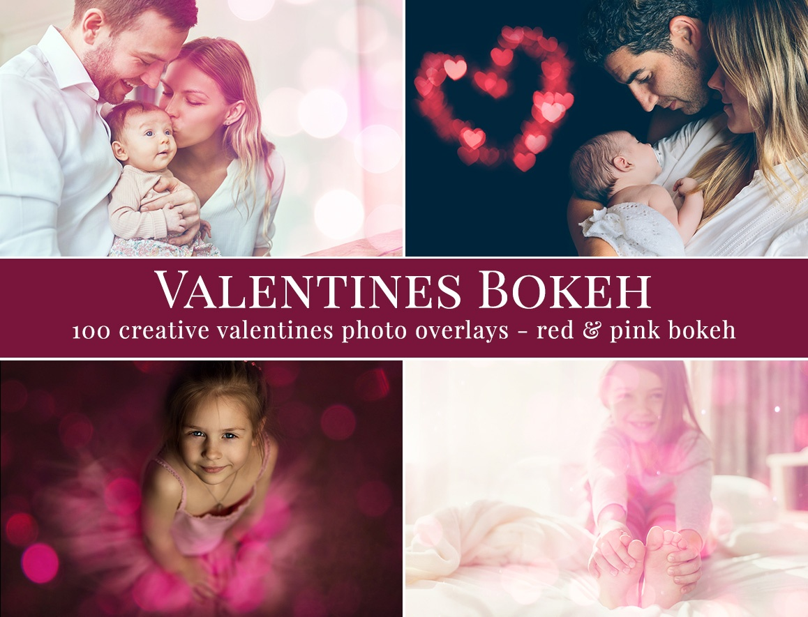 Valentines Bokeh – Preview