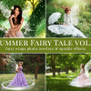 fairy wings photo overlays