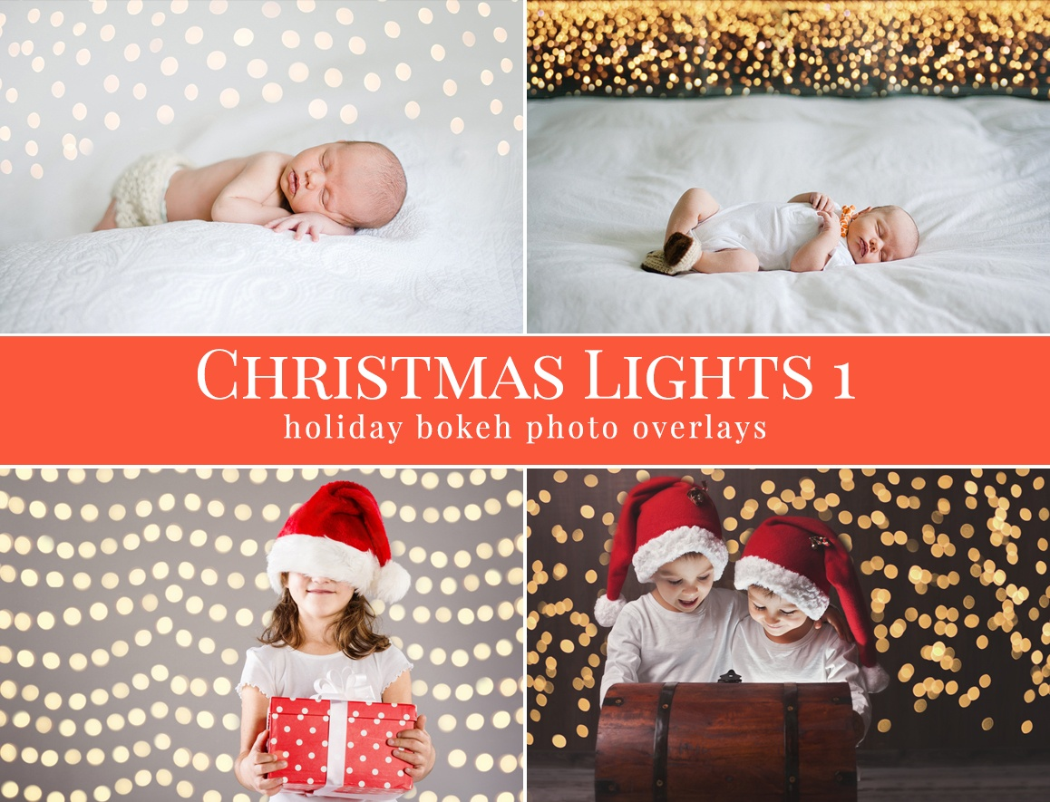 Christmas overlays bundle