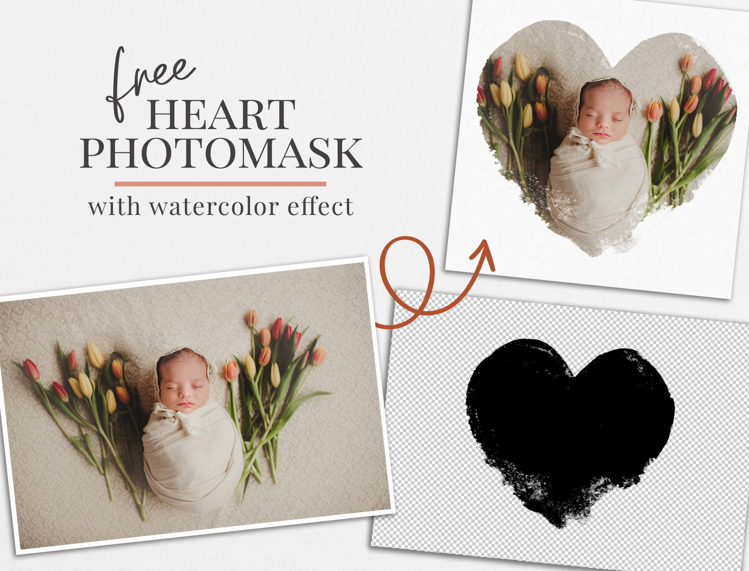heart photomask freebie